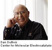Dan DuBois, PNNL senior scientist and Laboratory Fellow